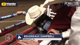 Boudreaux Campbell 88 on Lap Dance