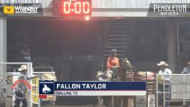 Fallon Taylor 17.32 in Clovis