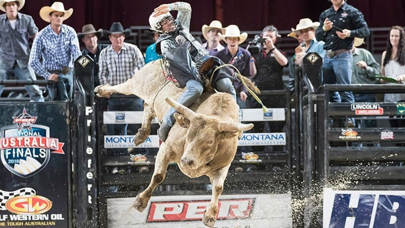 Behind the Chutes: Troy Keliher