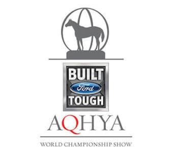 Built Ford Tough AQHYA World Show