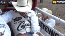 Tim O'Connell Wins Cheyenne for the Second Time