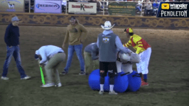 Thursday Gooding Rodeo Highlights
