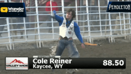 Big Ride From Cole Reiner at Kennewick