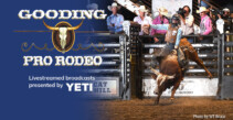 Gooding Pro Rodeo: Thursday, August 19th presented by YETI