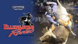Ellensburg Rodeo: Saturday, September 4th presented by Cavender's
