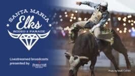 Santa Maria Elks Rodeo: Sunday, September 5th presented by Pendleton Whisky