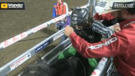 Braden Richardson Wins Ellensburg Xtreme Bulls