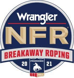 Wrangler National Finals Breakaway Roping