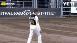 YETI Wild Ride With Bull Jumper Manu Lataste