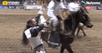 Saturday Night Highlights From the Columbia River Circuit Finals Rodeo